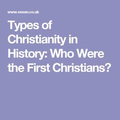 the diversity found in christianity in its Here is your essay on the different forms of diversity seen in india for school and college students: the diversity in india is unique being a large country with large population india presents endless varieties of physical features and cultural patterns it is the land of many languages it is.
