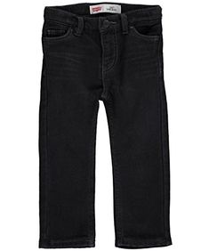 Levis Baby Boys Knit Jeans  black 12 months ** Check out the image by visiting the link.