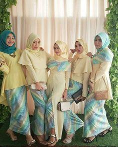 Kebaya Lace, Kebaya Hijab, Batik Kebaya, Kebaya Muslim, Muslim Dress, Batik Dress, Muslim Fashion, Hijab Fashion, Women's Fashion