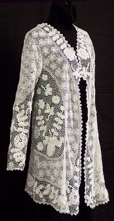 lace jacket - age unknown