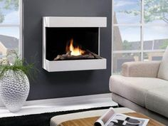 omygoodness. no chimney needed, burns on bio friendly alcohol--no smoke created. Put anywhere in the home!!!!