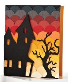 Halloween Card by rosemarie