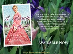 A Beauty So Rare, the second standalone novel in the Belmont Mansion series available now.