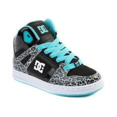 Shop for YouthTween DC Rebound Skate Shoe in Mint Black at Journeys Kidz. Shop today for the hottest brands in mens shoes and womens shoes at JourneysKidz.com.Mid-top skate shoe from DC, the Rebound Hi features a cheetah print patent upper with a perforated toe panel, padded collar, elastic tongue-centering straps, and a DGT rubber sole.