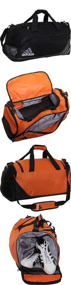 Bags and Backpacks 163537: Adidas Team Speed Duffel Medium 8 Colors Gym Duffel New -> BUY IT NOW ONLY: $34.99 on eBay!