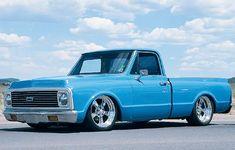 '71-72 Chevy SWB