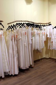 Brautkleiderstange La Rose Noire Couture Martin Teufl Tengstraße 36