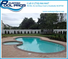 The Pool Of Your Dreams Built Right 30 Years Experience Building Custom Inground Swimming Pools In Nj