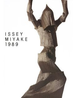 Issey Miyake- a Japanese fashion designer. He is known for his technology-driven clothing designs, and his exhibitions.
