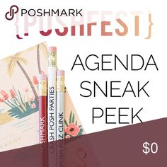 Sneak Peek of the PoshFest agenda! PoshFest is coming back bigger and better! To ensure you walk away filled to the brim with knowledge about how to turn your love of Poshing into a full-blown career, we've packed the agenda full of content you can only get at PoshFest. We're excited to share a sneak peek of what we have up our sleeves including two HUGE announcements you won't want to miss. Did someone say fashion show?  Go to the PoshFest website Buy Tickets page now for all the surprises…