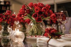 Em clima de Dia dos Namorados, monte uma mesa para quem você ama