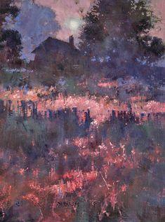 Michael Dudash - Moonlit Meadow