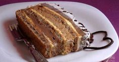 Torta sa najvise lajkova na fejsu Torte Recepti, Kolaci I Torte, Albanian Recipes, Croatian Recipes, Baking Recipes, Cookie Recipes, Rodjendanske Torte, Lava Cakes, Special Recipes