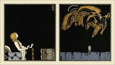Carl Otto Czeschka - Die Nibelungen - Book Graphics