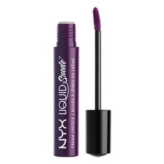 NYX Liquid Suede Cream Lipstick in SUBVERSIVE SOCIALITE - (WINE PURPLE)