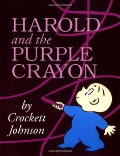Harold and the Purple Crayon (Purple Crayon Books): Crockett Johnson: 9780064430227: Amazon.com: Books