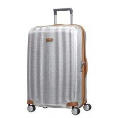 Spinner 76 cm aluminium Samsonite Lite-Cube DLX collection. A stylish and resistant luggage that allows you to #travel in comfort thanks to its reduced weight, smooth wheels and spacious interior compartments. Shop now on luggageb2b.be.