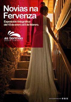 Xa podes visitar a exposición, Novias na Fervenza en Lugo.