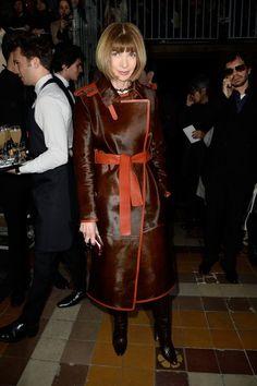 Stars Attend Paris Fashion Week 2015 | Access Hollywood