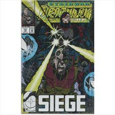 Deathlok No 19 / 1993