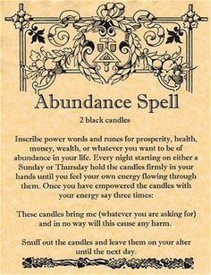 Image result for Witch Spell Pages