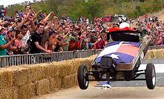 Red Bull Soapbox Race 2012 Dallas (VIDEO)