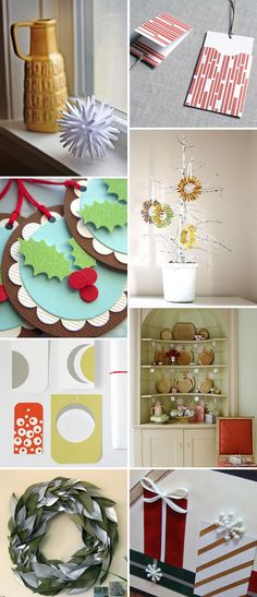Holiday Paper Craft