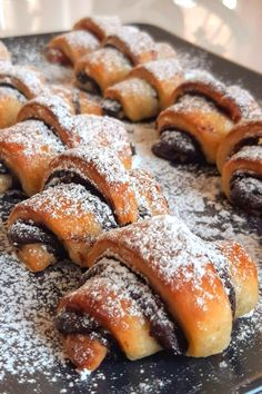 Nutella, French Toast, Breakfast, Food, Morning Coffee, Essen, Meals, Yemek, Eten