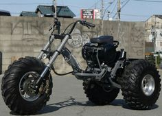 Tricycle, E Quad, Custom Mini Bike, Dragon Wagon, Custom Trikes, Trike Motorcycle, Motorized Bicycle, Chopper Bike, Pit Bike