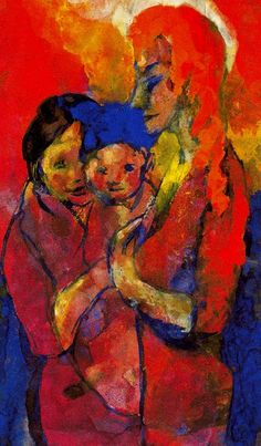 Emil Nolde (German: 1867–1956) |
