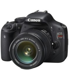 Canon EOS Rebel T2i DSLR Camera - Read our detailed Product Review by clicking the Link below