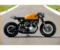 MC Yamaha xv 920 Café Racer