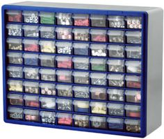 OMG! perfect for bead storage! only $25
