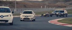 Renault Power Celebration With David Coulthard (VIDEO)