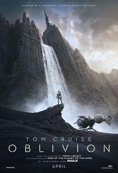 "Kurtar bizi Tom Cruise! ""Oblivion"""