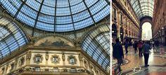 10 curiosidades sobre a Galleria Vittorio Emanuele II, em Milão