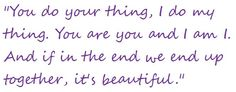 Favorite boy meets world quote <3 watching it right now instead of studying haha