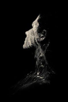 Memories Of A Sunset UV Body Painting By John Poppleton - Amazing black light body art photography john poppleton