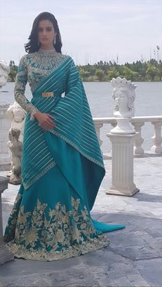 Indian Bridal Lehenga, Pakistani Bridal Wear, Indian Beauty Saree, Pakistani Dresses, Indian Saris, Indian Wear, Indian Fashion Dresses, Indian Designer Outfits, Indian Outfits
