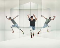 Cristiano Ronaldo Works Out in Nike Free Trainer 3.0