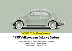 4a33a83f99a1 94 bästa bilderna på VW | Vw beetles, Vintage Cars och Volkswagen ...