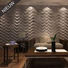 3D wandpanelen Dragon is nieuw in het assortiment van Design your Home.  3D wandpanelen een nieuwe trend in wandbekleding.