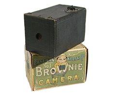 Box brownie.