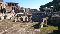 Va ser durant molts segles el centre de la vida pública de l'antiga Roma.