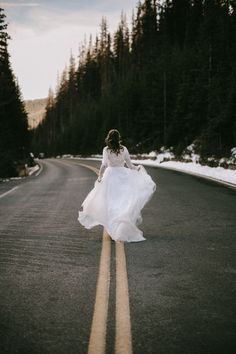 mountain bride