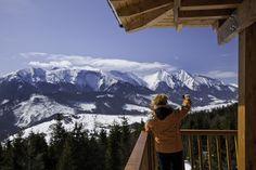 High Tatras Mountain in Slovakia
