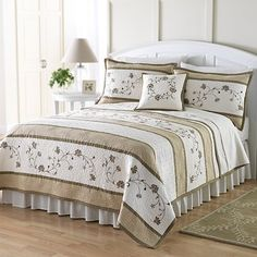 Home Classics Annabelle Heirloom Quilt Coordinates Nanci