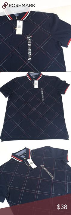 Selling this ❤ NWT Tommy Hilfiger Men's polo C4 on Poshmark! My username is: braziljen05. #shopmycloset #poshmark #fashion #shopping #style #forsale #Tommy Hilfiger #Other