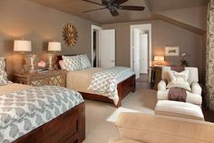 Guest Room - Heather Scott Home & Design | Interior Design and Retail Boutique | Austin, Texas
