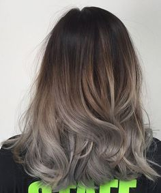 New Chic Ombre Hairstyles 2017 for Women